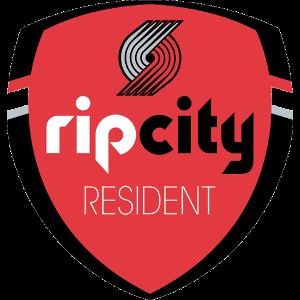Rip City Resident Badge