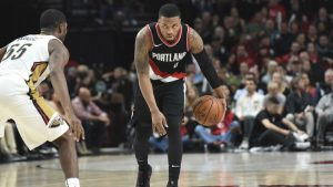 Damian Lillard - Portland Trail Blazers - Getty Images 1
