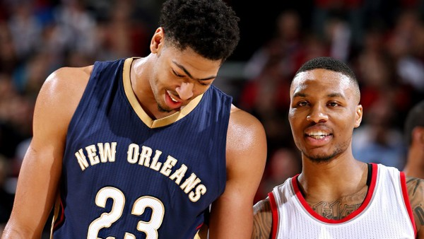 Anthony Davis Sweepstakes Entry: Blazers
