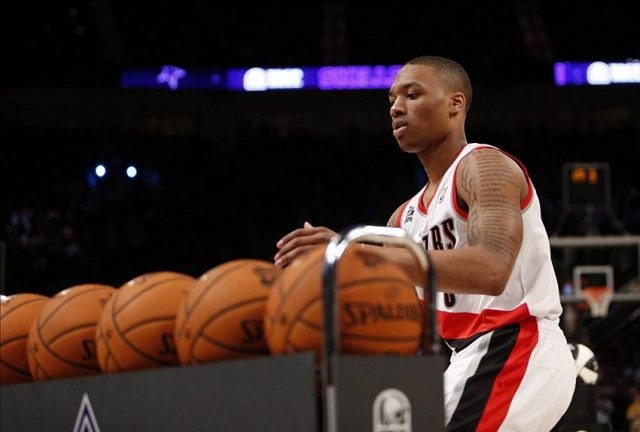 Lillard and Curry Invited to 2019 NBA Three Point Contest
