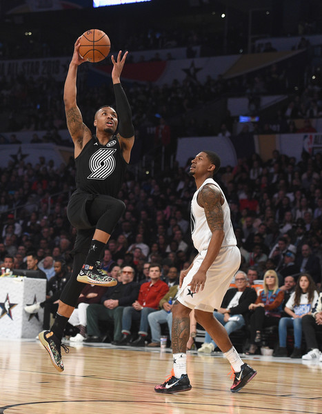 Damian Lillard Fuels Team Lebron Comeback Win